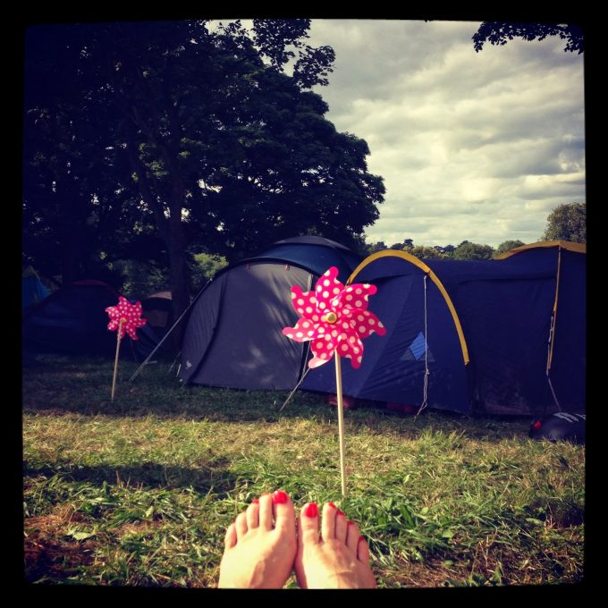 Wilderness Festival! Oxfordshire